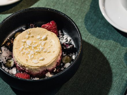 Siera kūka OTTO Hotel & Sun restorāns