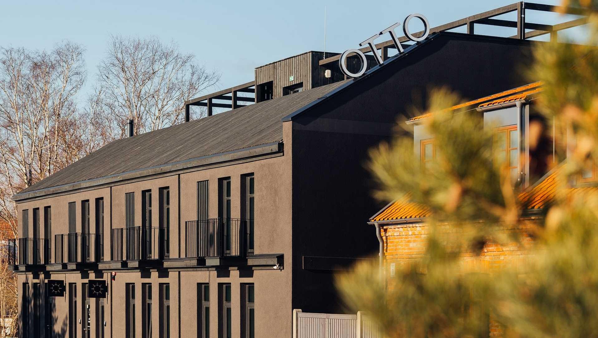 OTTO Hotel & Sun in Pavilosta